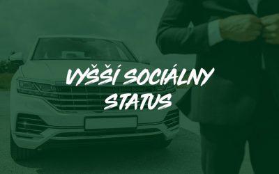 Vyšší sociálny status